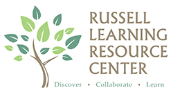 Russell Library Logo image