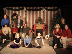 Holiday show cast