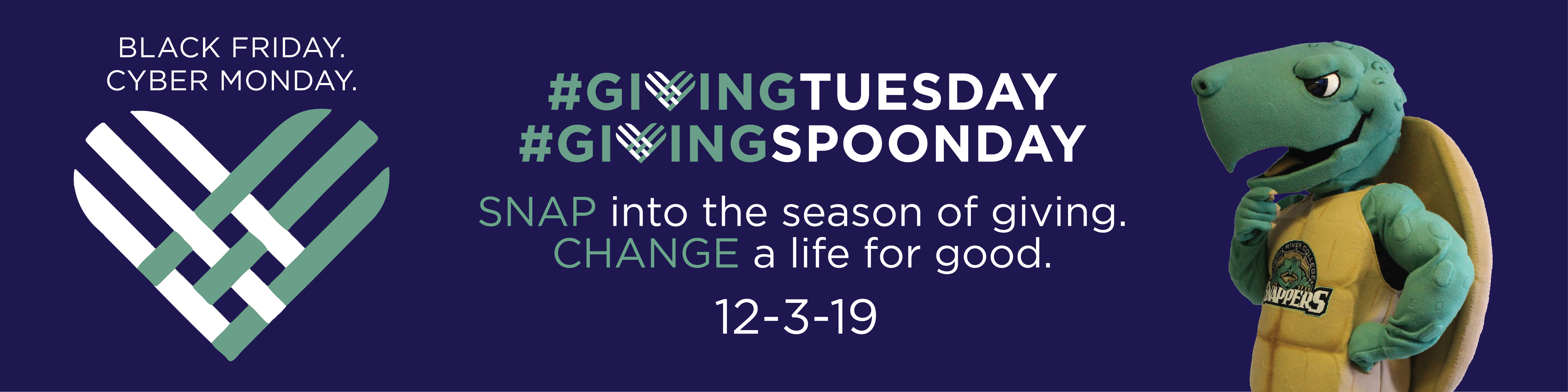#GivingSPOONday 2019